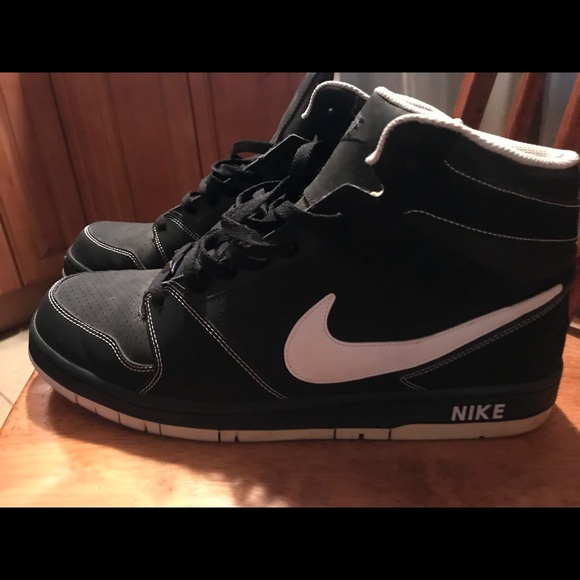 Men's Size 13 Nike High Tops